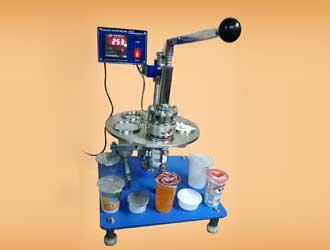 Cup Filling Sealing Machines Cup Filling Sealing Machine